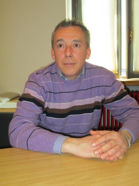 L'Assessore Paolo Gremo