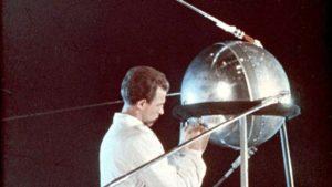 Il satellite Sputnik-1